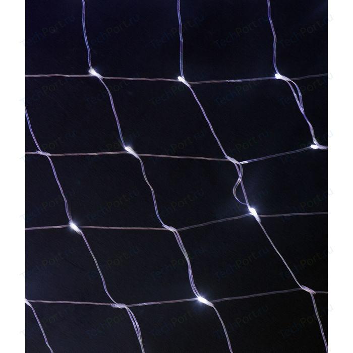 Light Светодиодная сеть бегущий огонь 3x1 белый-голубой-синий 24V прозрачный провод