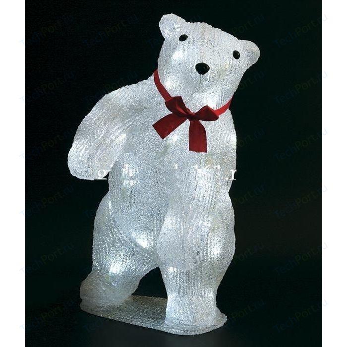 Светодиодная фигура Light Медведь 36 см, 40 led, 220/24V
