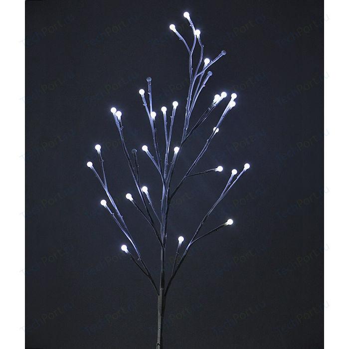 Light Ветка мерцающая шарики, 100 см, 24V, белый провод