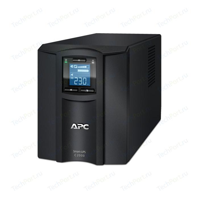 ИБП APC Smart-UPS C SMC2000I