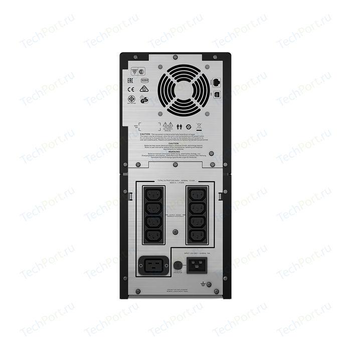 Фото - ИБП APC Smart-UPS C SMC3000I ибп apc smart ups smx1000i