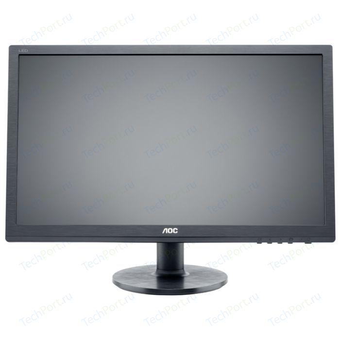 Монитор AOC e2460Sh Black