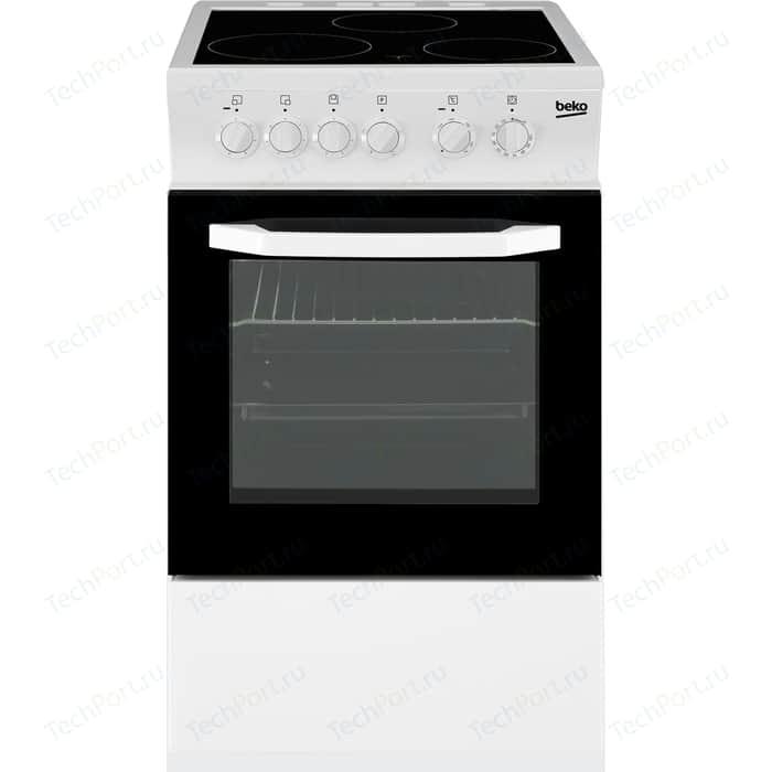 Электрическая плита Beko CSS 48100 GW