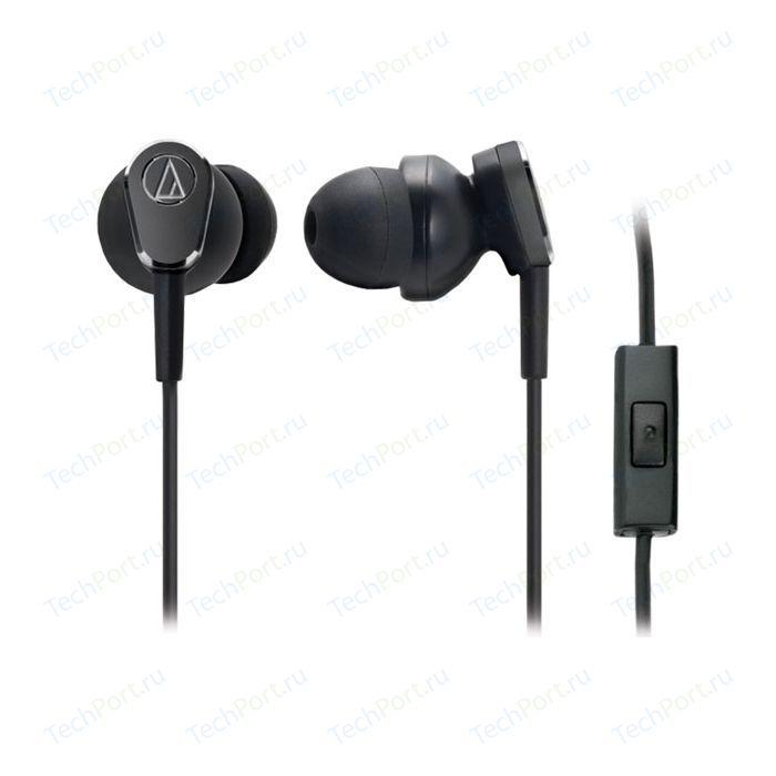 Наушники Audio-Technica ATH-ANC33iS сменные амбушюры для наушников sj3 sj33 sj5 sj55 es7 esw9 esw10 s500 75 мм