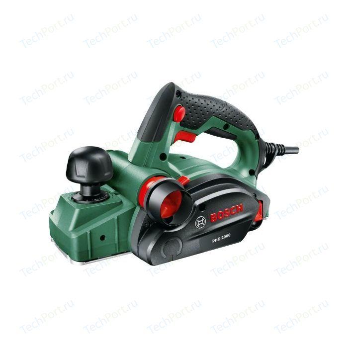Электрорубанок Bosch PHO 2000 (0.603.2A4.120) рубанок bosch pho 3100 0 603 271 120