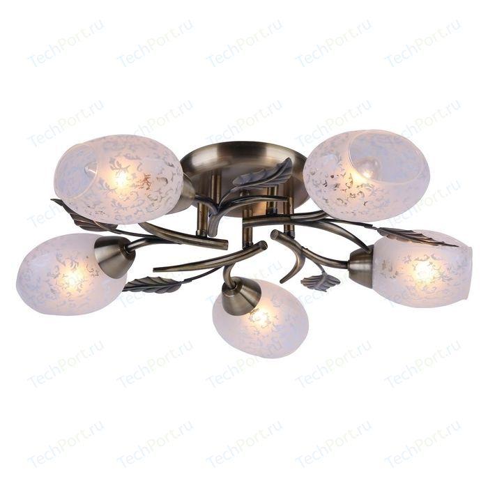 Люстра Arte Lamp A6157PL-5AB