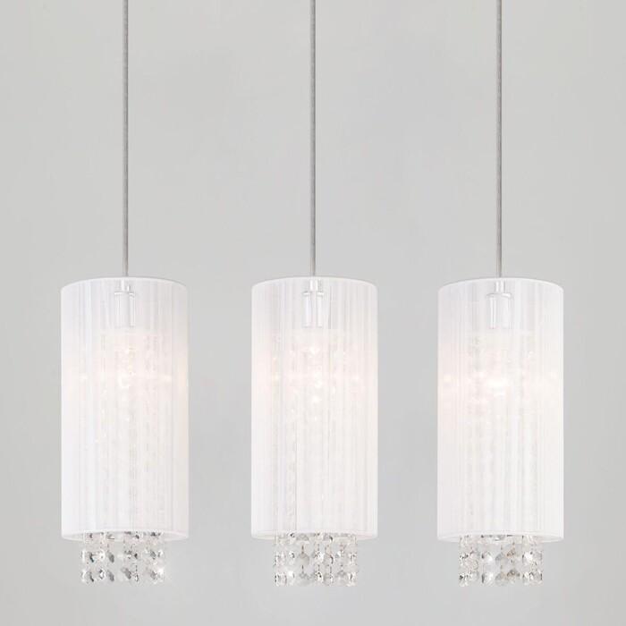 Потолочный светильник Eurosvet 1188/3 хром