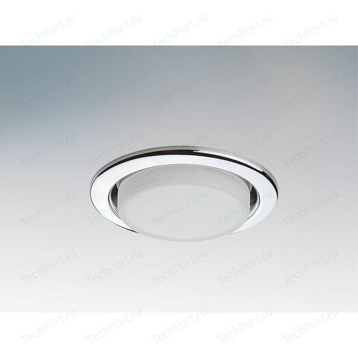 Точечный светильник Lightstar 212114 точечный светильник lightstar 214435