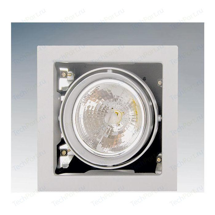 Точечный светильник Lightstar 214110 точечный светильник lightstar 70014 0