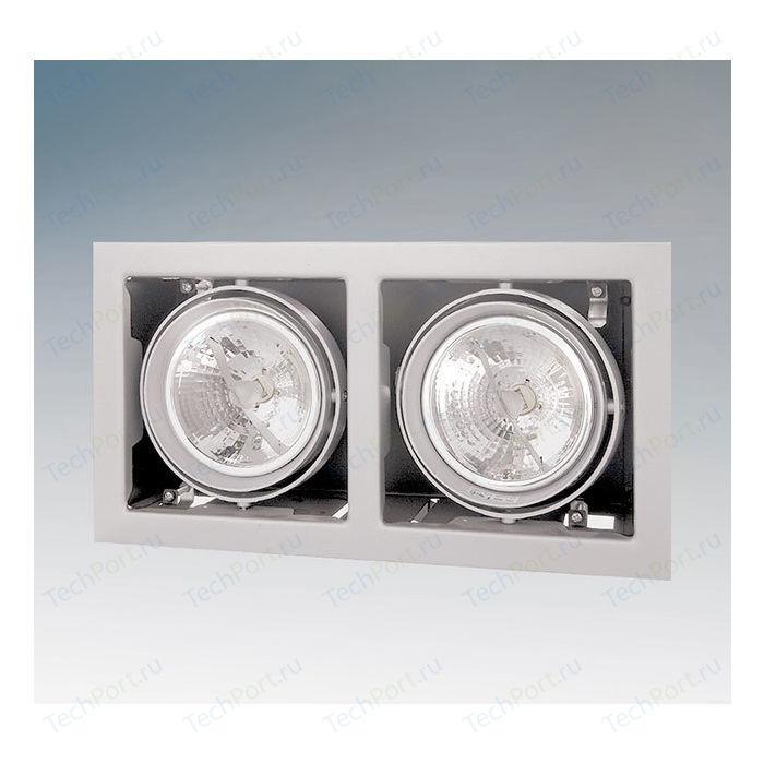 Точечный светильник Lightstar 214120 точечный светильник lightstar 214435