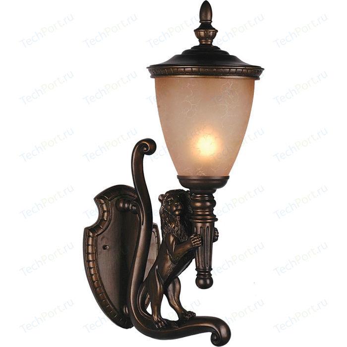 Уличный настенный светильник Favourite 1337-1W