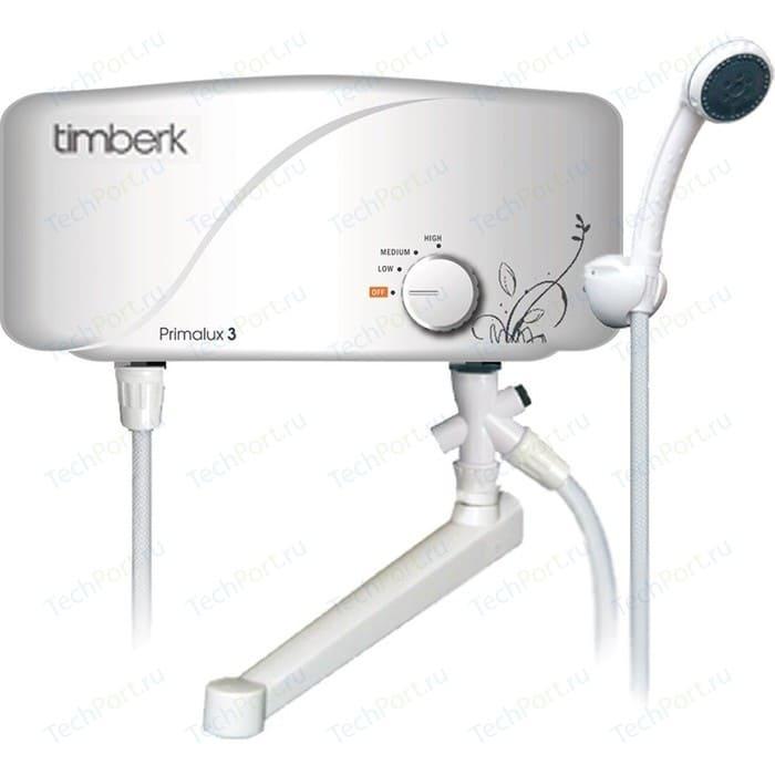 Проточный водонагреватель Timberk WHEL-3 OSC