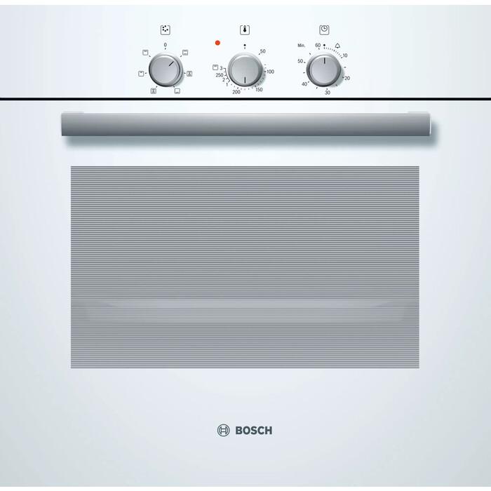 Электрический духовой шкаф Bosch Serie 2 HBN211W0J
