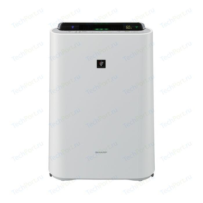 Очиститель воздуха Sharp KC-D61RW очиститель увлажнитель воздуха sharp kc d61rw белый