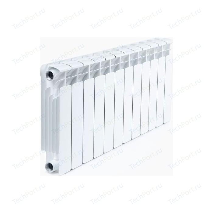 Радиатор отопления RIFAR BASE 350 12 секций биметаллический боковое подключение (RB35012)