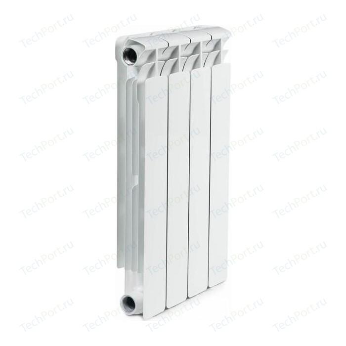 Радиатор отопления RIFAR ALP 500 4 секции биметаллический боковое подключение (RA50004)