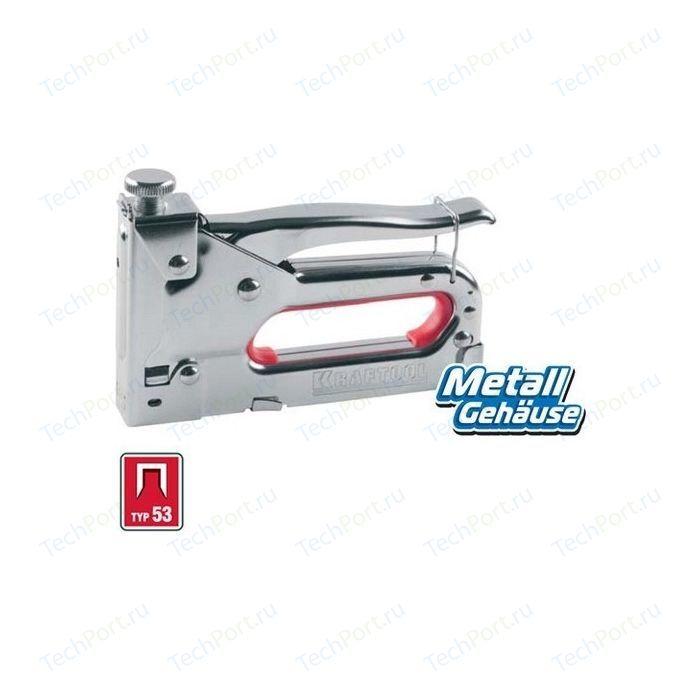 Степлер ручной Kraftool 6-14мм Expert (3187)