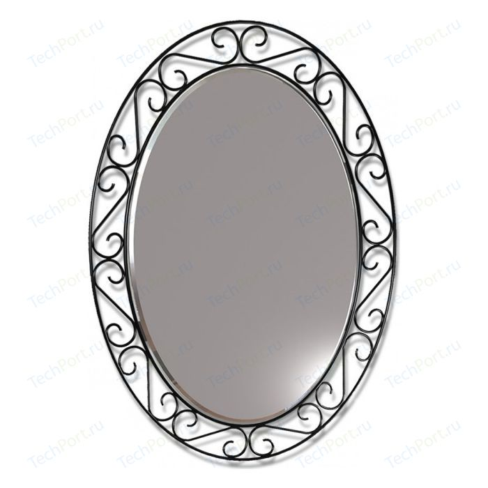 Зеркало Sheffilton Грация 629 черный