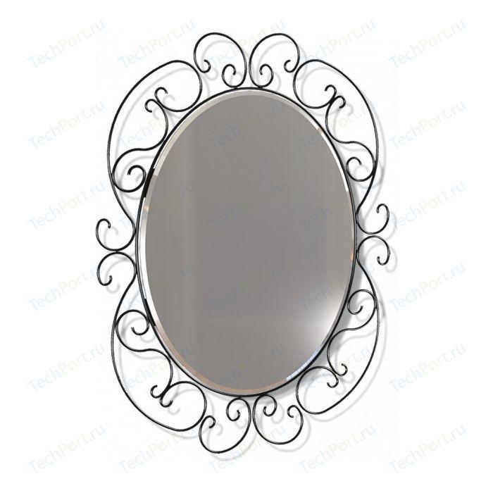 Зеркало Sheffilton Грация 630 черный