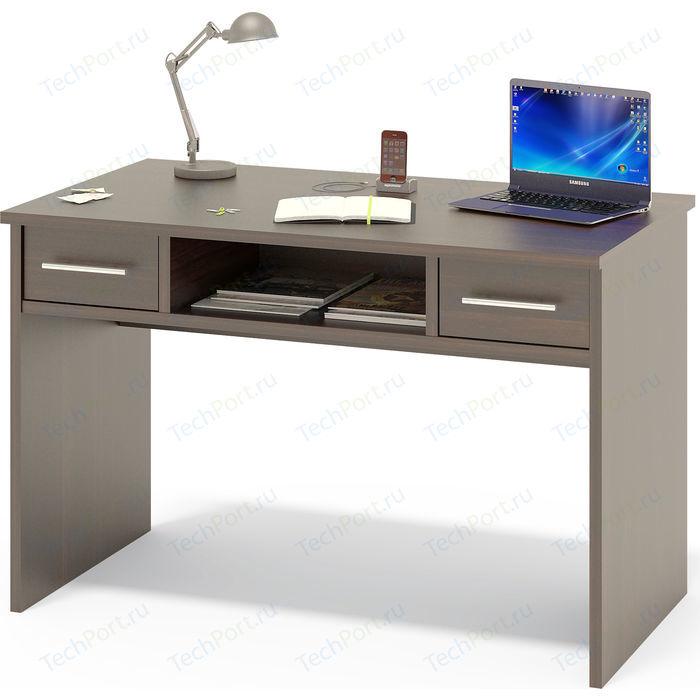 Стол компьютерный СОКОЛ КСТ-107.1 венге