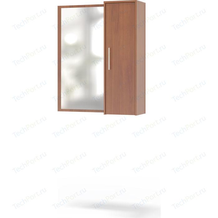 Полка с зеркалом СОКОЛ ПЗ-4 испанский орех