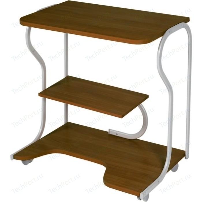 Стол компьютерный Вентал Арт Практик-4 темный орех стол письменный вентал арт сп 1 темный орех