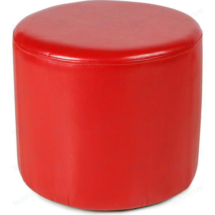 Пуф Вентал Арт ПФ-5 (круглый) красный пуф вентал арт пф 6 круглый красный