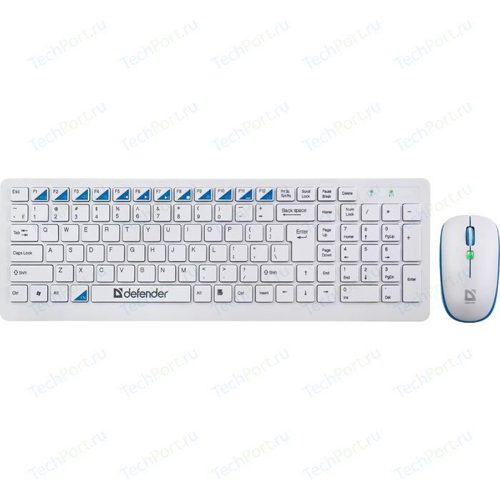Клавиатура и мышь Defender Skyline 895 Nano (45895)