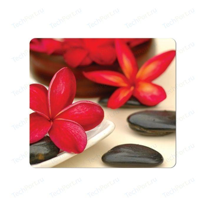 Коврик для мыши Fellowes Цветы и камни (FS-5904601)