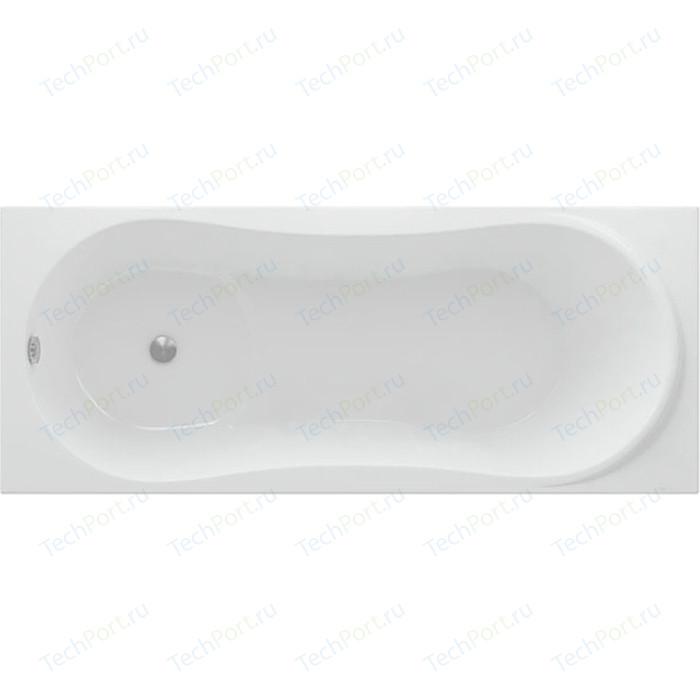 Акриловая ванна Aquatek Афродита 170х70 фронтальная панель, каркас, слив-перелив (AFR170-0000032)