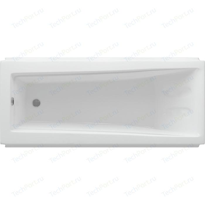 Акриловая ванна Aquatek Либра 170х70 фронтальная панель, каркас, слив-перелив (LIB170-0000021) акриловая ванна aquatek альфа 140х70 фронтальная панель каркас слив перелив alf140 0000019