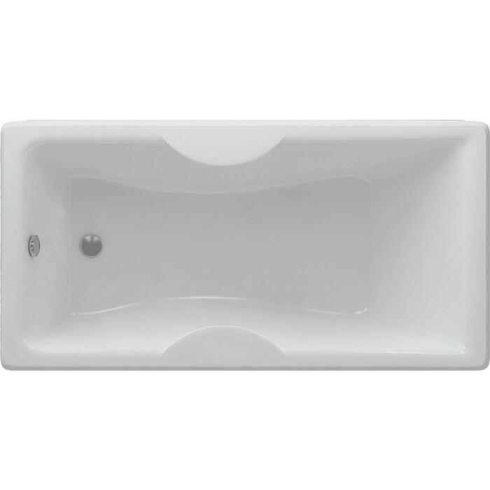 Акриловая ванна Aquatek Феникс 190х90 фронтальная панель, каркас, слив-перелив (FEN190-0000078) акриловая ванна aquatek альфа 140х70 фронтальная панель каркас слив перелив alf140 0000019