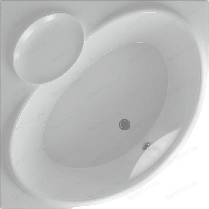 Акриловая ванна Aquatek Эпсилон 150х150 фронтальная панель, каркас, слив-перелив (EPS150-0000066)