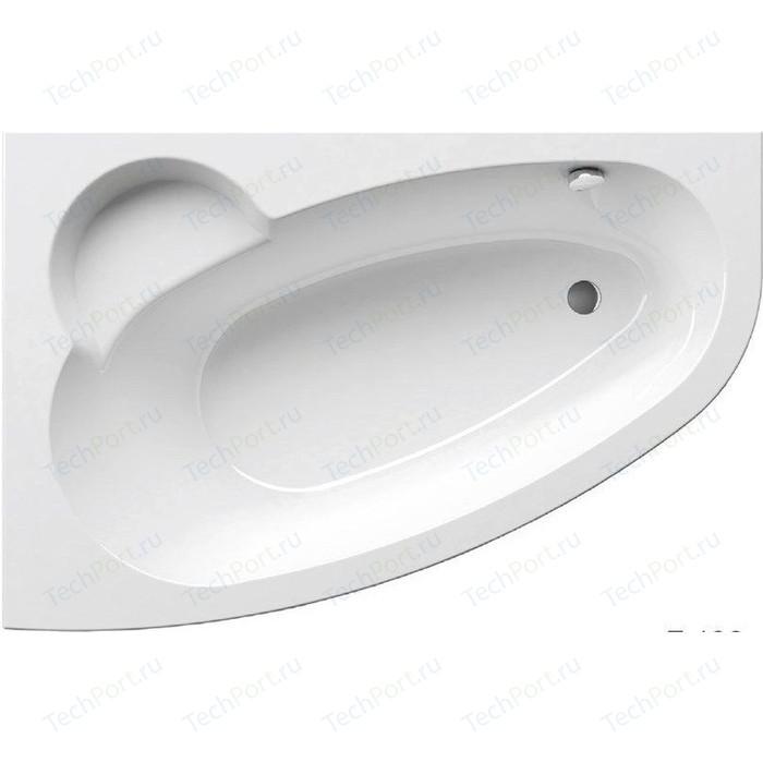 Акриловая ванна Ravak Asymmetric L 160x105 левая, без гидромассажа (C461000000)