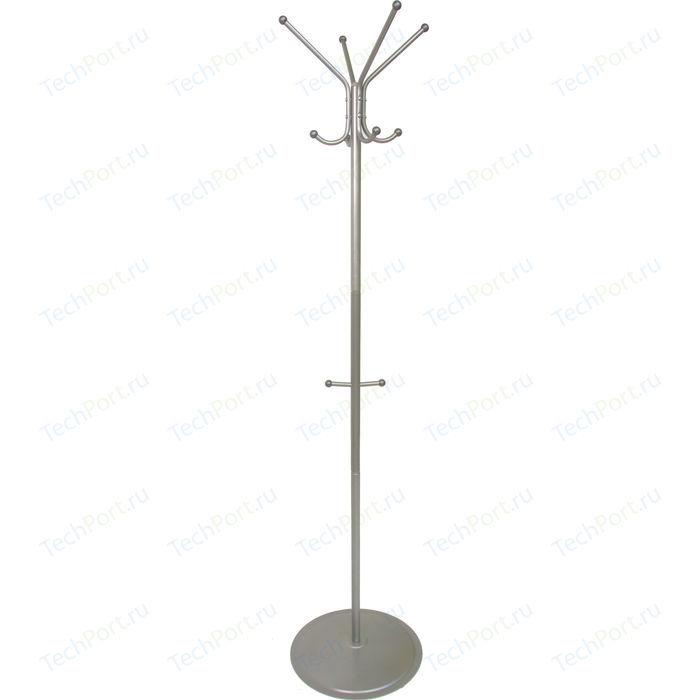 Вешалка напольная Мебелик Пико 1 металлик