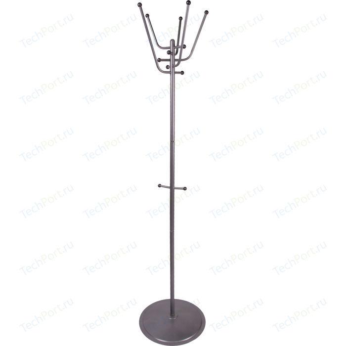 Вешалка напольная Мебелик Пико 9 металлик