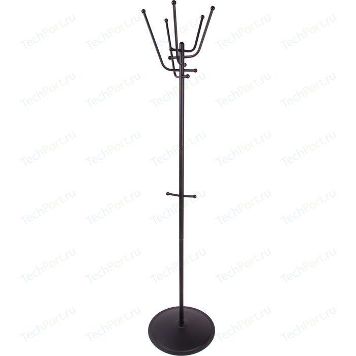 Вешалка напольная Мебелик Пико 9 черный