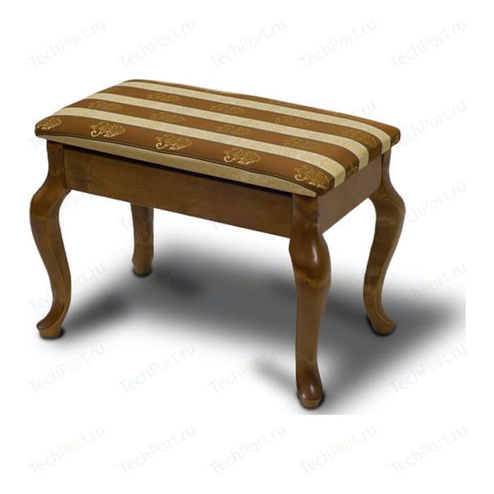 Фото - Банкетка Мебелик Ретро с ящиком средне-коричневый этажерка мебелик п 9 средне коричневый