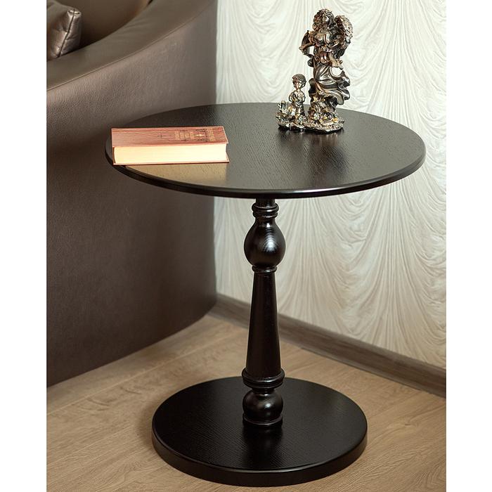 Стол журнальный Мебелик Рио 5 венге