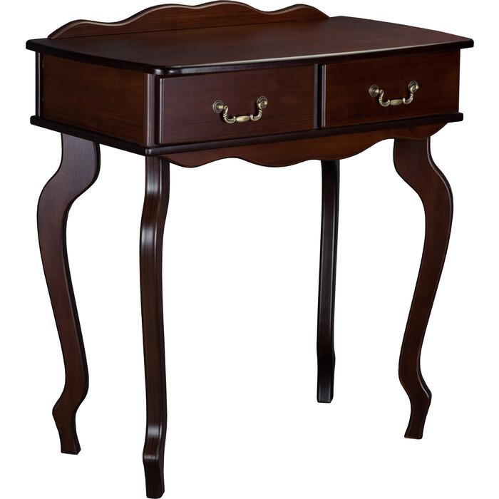 Консоль Мебелик Берже 21 темно-коричневый
