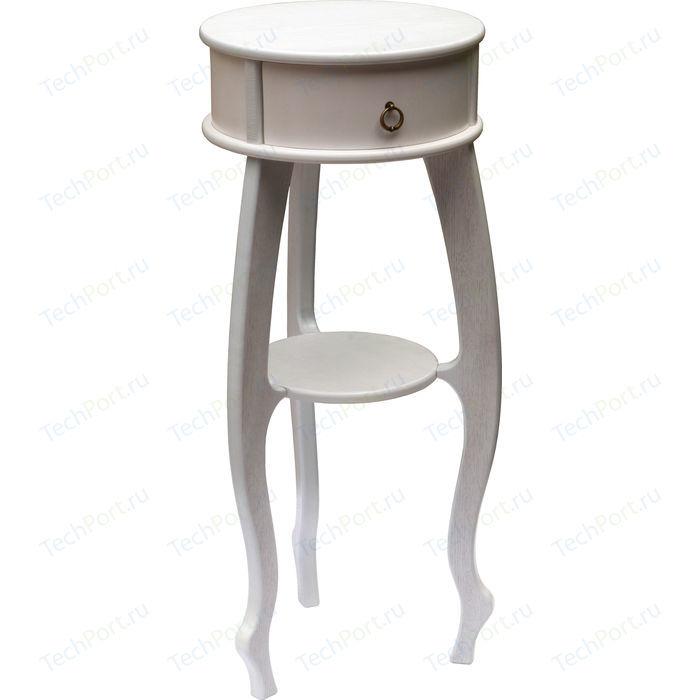 Подставка Мебелик Берже 12 белый ясень