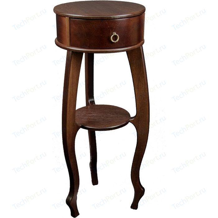Подставка Мебелик Берже 12 темно-коричневый