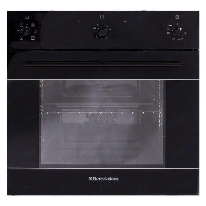 Электрический духовой шкаф Electronicsdeluxe 6006.03 эшв- 003
