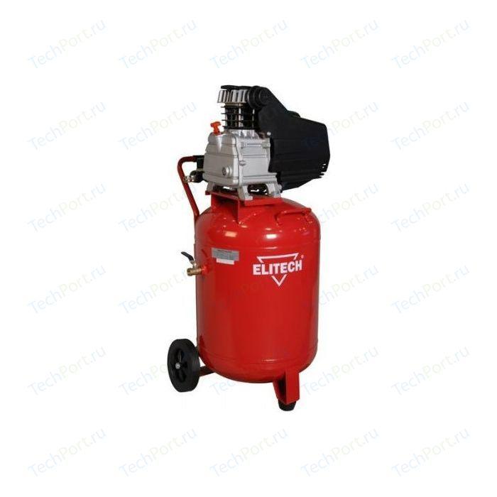 Компрессор масляный Elitech КПМ 250/75 компрессор масляный elitech кпм 360 25 25 л 2 2 квт