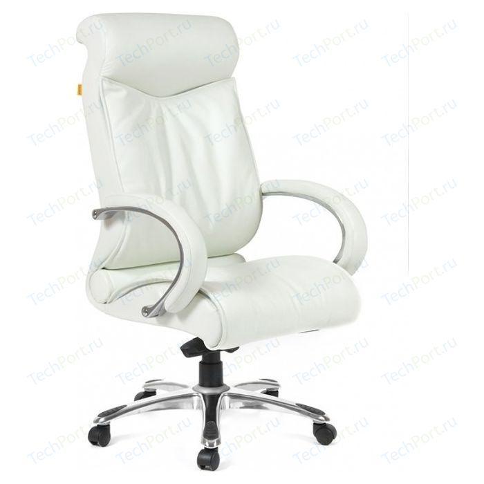 Офисное кресло Chairman 420 белый