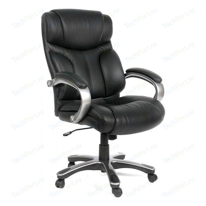 Офисное кресло Chairman 435 черный