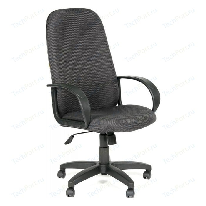 Офисное кресло Chairman 279 JP15-1 черно-серый