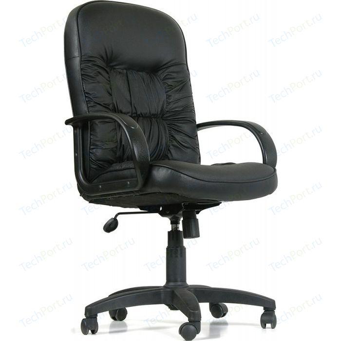 Офисное кресло Chairman 416 сплит К черный