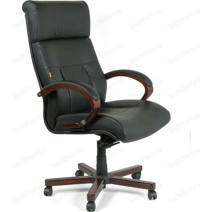 Офисное кресло Chairman 421 черный