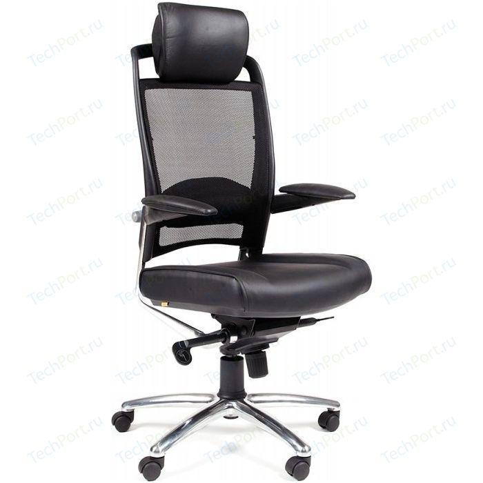 Офисное кресло Chairman Эрго 281 хром